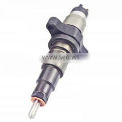 Diesel engine Common rail fuel injector 2830957 for truck