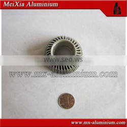 China style extruded aluminum heatsink