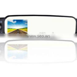 3.0 Inch TFT 1080P Full HD 3.0M Pixel G-Sensor Motion Detection Rearview Mirror Auto Backup Camera