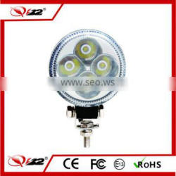 best selling products12V Driving Worklight 12w Round 3inch Auto led headlight
