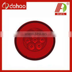 "USA 4"" Sealed Round Stop/Turn/Tail E-mark LED Lights"