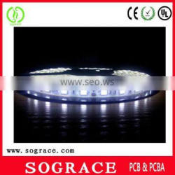waterproof flexible led strip and led pcb assembly