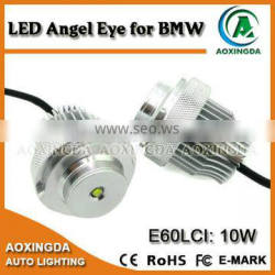 E60 LCI E61 LCI 10W LED Angel Eyes Marker halo ring