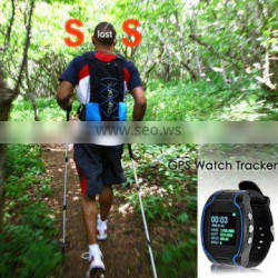 watch tracker for youth and old people with sos button smart watch locator gps101