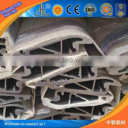 supply aluminum extrusions anodized/industrial aluminium profile,china top aluminium profile manufacturers