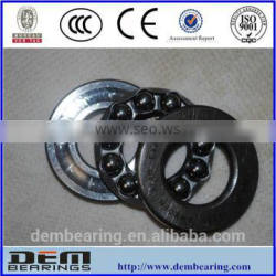 trust ball bearing 52306 with size 30(25)*60*38mm