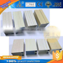 Canton Fair New! aluminium profile for decoration residential doors factory, FOB 6 m door aluminium profile for decoration