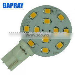 SMD 2835 side pin 24V DC W5W wedge T10 car led