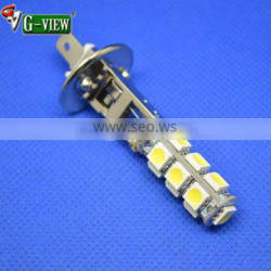 whichlesale price h1 h3 automotive led light daytime running 5050 13smd