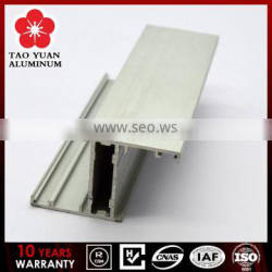 Hot selling durable aluminum extrusion profile for glass