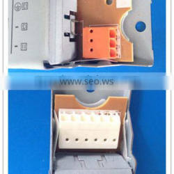 Hot type Spring 5.0mm pitch Terminal Blocks for Electronic Ballast