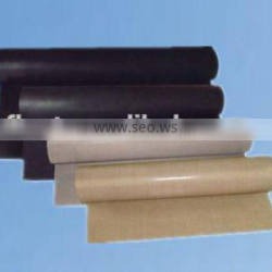 PTFE material silicone adhesive fiberglass coated fabric China supplier used for electrical insulation with competitive price