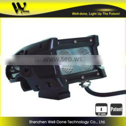 20W Motorcycle LED bar light with IP69K waterproof