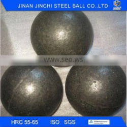 High-Medium-Low chrome casting grinding media balls for mine and cement mill