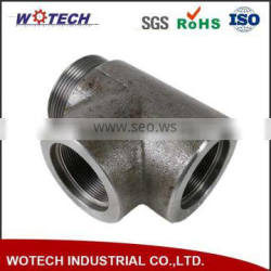 Experienced OEM Forged Steel Pipe Elbow for Industrial