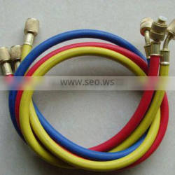Industrial Rubber High Pressure Freon Charging Hose Rubber Hose