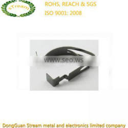Electronics metal stamping clip parts