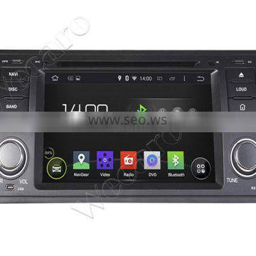 Top Version Android 4.4.4 car dvd 1024 * 600 for bmw e39 navigation WIFI 3G 1.6 ghz cpu 1995-2003