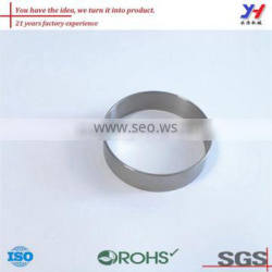OEM ODM Custom CNC Machining Stainless Steel Dead Ring for Trash Bin