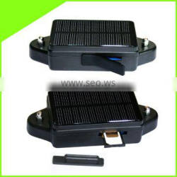Solar Power waterproof magnet GPS Tracker with iPhone and Android APP