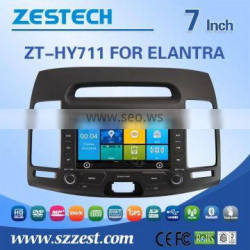for Hyundai Elantra car stereo with touch screen stereos audio type player multimedia navigator