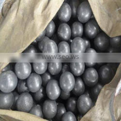 Forged grinding steel ball, cast grinding steel ball 20mm-150mm