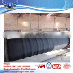 Large Water Rubber Hose Pipe/Large Diameter Rubber Hose