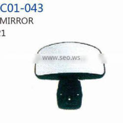 top quality DAF CF truck roof mirror MADE IN CHINA