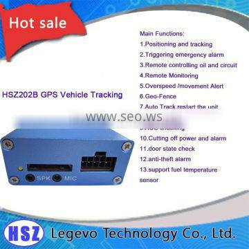 Real-time 3G GSM gps car tracker with free tracking software