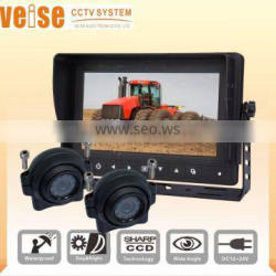 7inch Waterproof Rear View Monitor as farm equipment parts