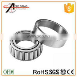 Chinese Brand Steel Cage Taper Roller Bearing 30206