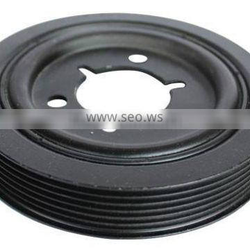 Low price high quality SPZ SPA SPB SPC flat belt pulley grooved pulley belt conveyor drum pulley pulley belt