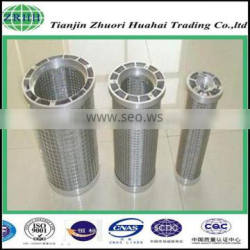 professional sale high quality special Steam turbine stainless steel filter ZALx160x600 - MV1