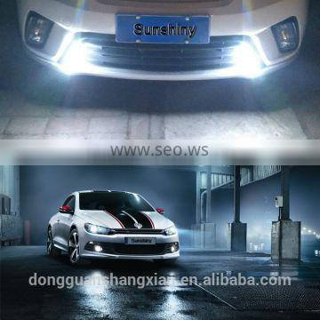 30W Auto LED fog light with white red yellow colors available fog lamp for hyundai sonata