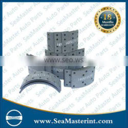 High quality non-asbestos brake lining for OEM No.41066-58006