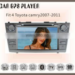 Fit for TOYOTA camry 2007-2011 8INCH car audio player with gps