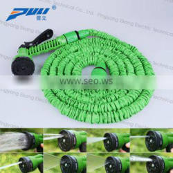Expandable Flexible Garden Wash Car Water hose 25/50/75/100 FT with Spray gun