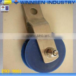 Wholesale Small Plastic Cable Pulley Wheels For Canopy Frame Use YS50060