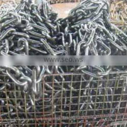 high quality galvanized steel link chain