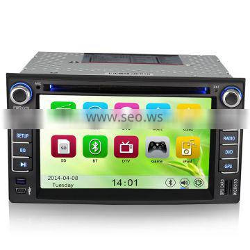 Erisin ES7677M 6.2 inch MTK Auto Radio Car DVD Player GPS Bluetooth