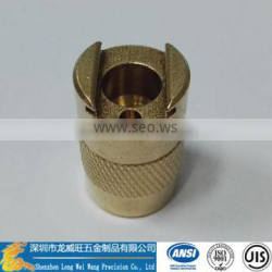 High strength CNC Machining Parts brass Guide Pillars And Bushes /Quick Joint