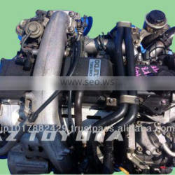 Used Diesel Fuel Engine For Sale 1Kz-Te Small Order Available Made in Japan