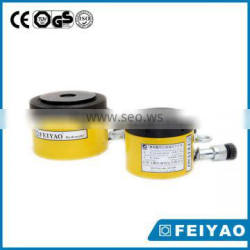 CLP-2502 250tons 45mm stroke single acting pancake lock nut hydraulic ram