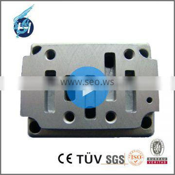 OEM China Water Cooling Type Dryer Stainless Steel Casting Part/Granulator Sand Casting Part/Straight Block Steel Casting Part