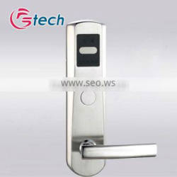 RF Card hotel door lock system with smart card and card encoder