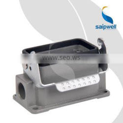 SAIPWELL Hot Sale Electrical IP65 Heavy Duty Connector