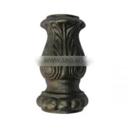 cast iron collars and bushes for ornament fence/gates