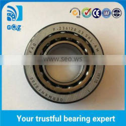 F-236120.03.SKL-AM Self-aligning Ball Bearing for Automotive 30.1x64.3x19/23mm