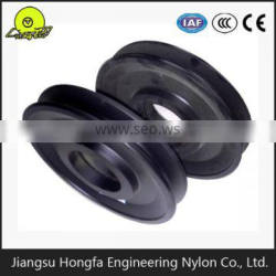 china high quality casting nylon pulley