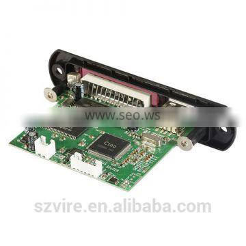 vire custom audio transmitter module assembly